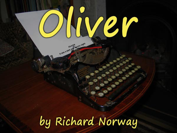Oliver by Richard Norway